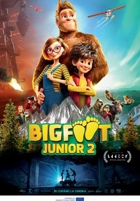 Poster Bigfoot Junior 2 (dublat)3D