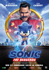 Poster Sonic the Hedgehog (dub)2D