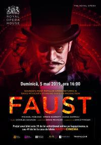 Poster Faust - Royal Opera House