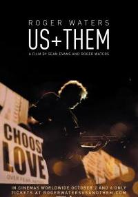 Poster Roger Waters: Us + Them