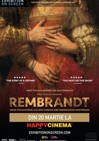 Poster Rembrandt: From the National Gallery, London and Rijksmuseum, Amsterdam