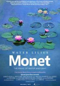 Poster Water Lilies of Monet - The Magic of Water and Light