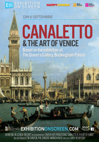 Poster Canaletto & the Art of Venice