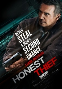 Poster Honest Thief