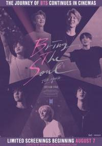 Poster Bring The Soul: The Movie