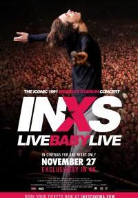 Poster INXS: Live Baby Live at Wembley Stadium