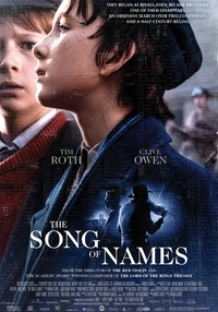 Poster The Song of Names